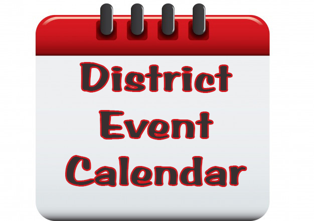 District Event Calendar